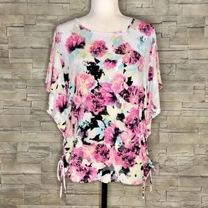 Style and Co floral top